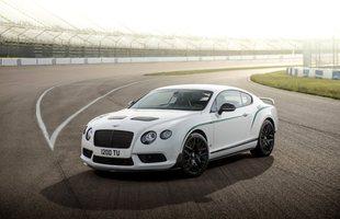 Bentley Continental GT3-R. Najszybszy w historii