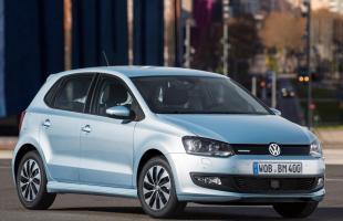 Benzynowy VW Polo TSI Bluemotion