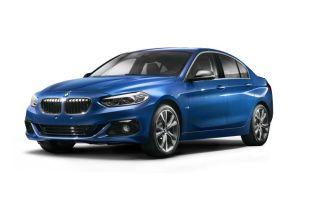 BMW 1 sedan. Całkiem nowy model!