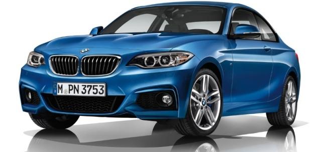 BMW 2 Coupe z nowym silnikiem