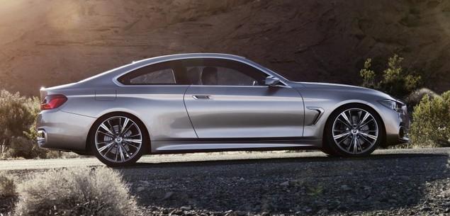 BMW 4. Piękne niemieckie coupe!
