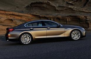 BMW 6 Gran Coupe - takiego BMW nie było