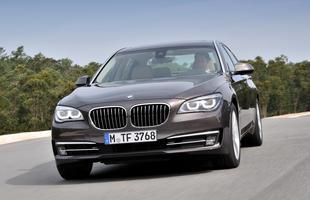 BMW 7 po liftingu