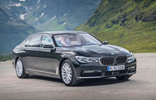 BMW 740e iPerformance. Hybryda plug-in