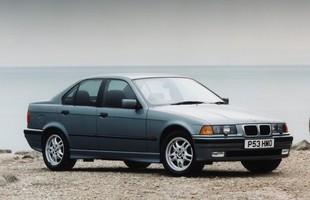 Sedan produkowany był od 1990 roku