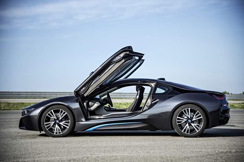 BMW i8 do produkcji