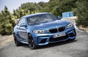 BMW M2 oficjalnie