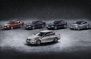 BMW M5 ma już 30 lat!