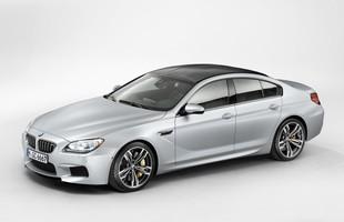BMW M6 Gran Coupe. Jest moc!