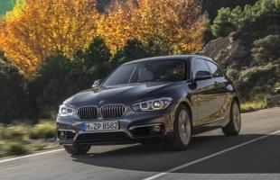 BMW serii 1 po liftingu