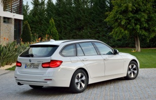 BMW 3 po liftingu