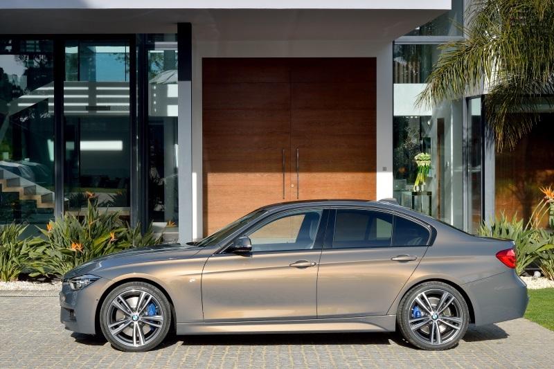 BMW serii 3 po liftingu