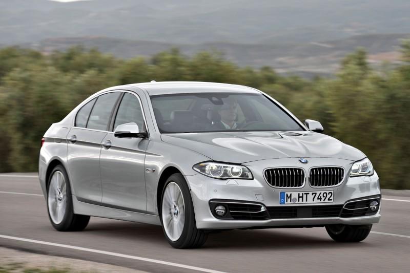 BMW serii 5 po liftingu