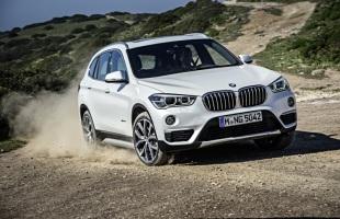 BMW X1 oficjalnie