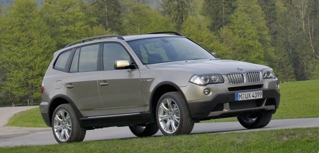 BMW X3. Nie ma się co psuć