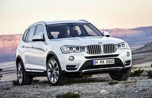 BMW X3 po liftingu