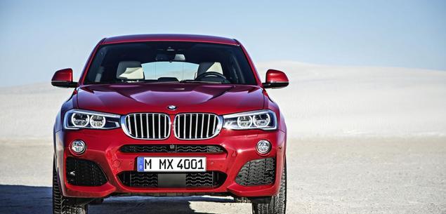 BMW X4. Nowy SUV z Bawarii