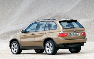BMW X5 po liftingu