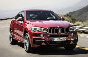 BMW X6 II generacji!