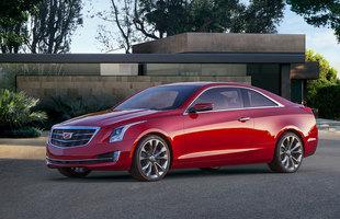 Cadillac ATS Coupe już w Europie