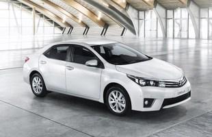 Całkiem nowa Toyota Corolla