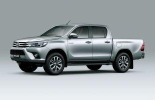 Całkiem nowa Toyota Hilux