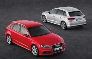 Całkiem nowe Audi A3 Sportback