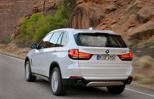 Całkiem nowe BMW X5