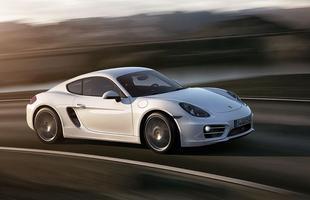 Całkiem nowe Porsche Cayman!
