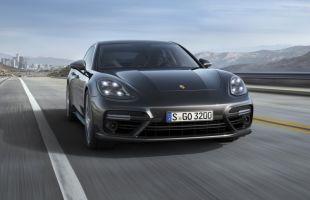 Porsche Panamera II generacji