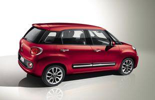 Całkiem nowy Fiat 500L. Niby 500, ale Punto...