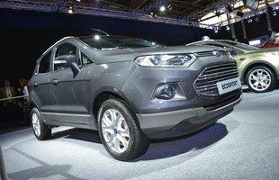 Całkiem nowy Ford EcoSport