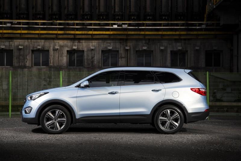 Hyundai Santa Fe opinie, cena