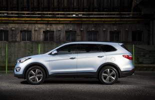 Nowy Hyundai - oto Grand Santa Fe