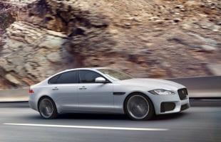 Całkiem nowy Jaguar XF