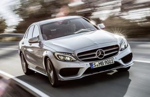 Całkiem nowy Mercedes klasy C