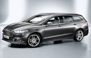 Ceny: Nowy Ford Mondeo
