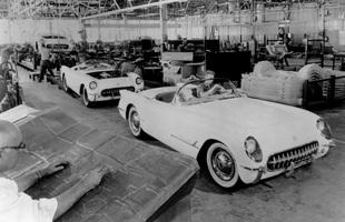 Chevrolet Corvette ma już 60 lat!