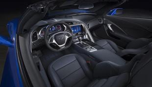 Chevrolet Corvette Z06 Convertible!