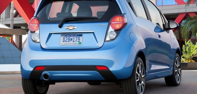 Chevrolet Spark dobił do miliona