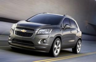 Chevrolet Trax. Pierwsze zdjęcie