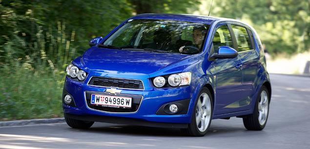Chevrolet wycofuje się z Europy