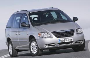 Chrysler Voyager - byle nie z Dieslem!