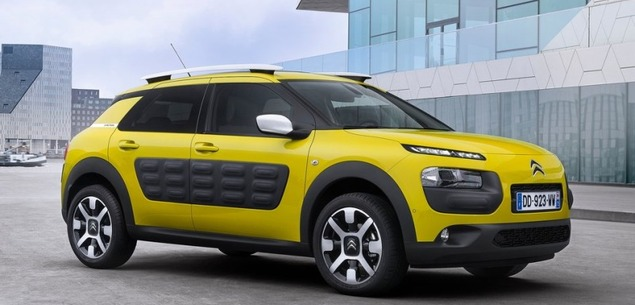 citroen c4 cactus ju w polsce znamy ceny. Black Bedroom Furniture Sets. Home Design Ideas