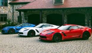 Corvette Z06 już w Europie!