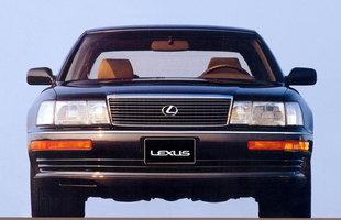 Ćwierć wieku Lexusa