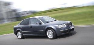 Pierwsza generacja Superba zbudowana została na wydłużonej płycie podłogowej produkowanego w Chinach Volkswagena Passata B5