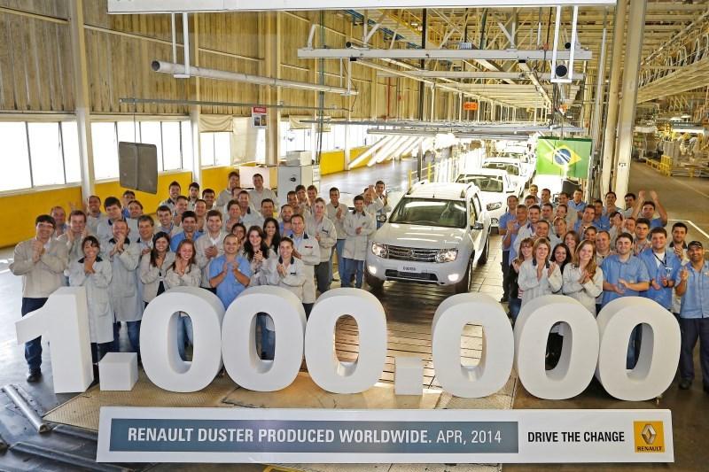 Dacia Duster i świetna sprzedaż
