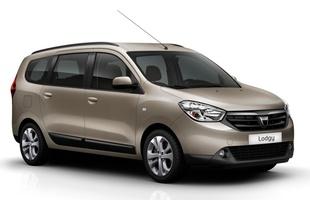 Dacia Lodgy - nowy model dla rodziny