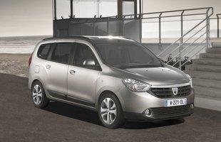 Dacia Lodgy - zmiażdży konkurencję?